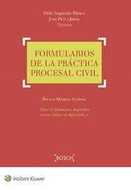 FORMULARIOS DE LA PRACTICA PROCESAL CIVIL
