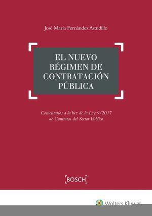 EL NUEVO REGIMEN DE CONTRATACION PUBLICA