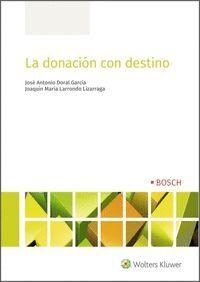 LA DONACION CON DESTINO