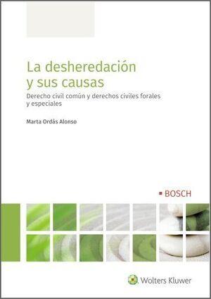 LA DESHEREDACION Y SUS CAUSAS