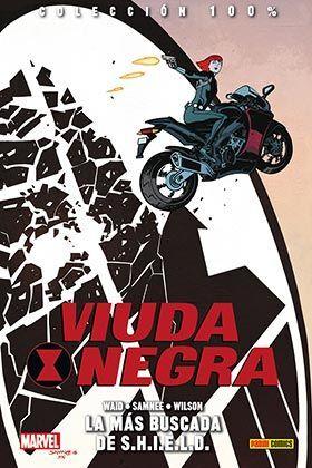 VIUDA NEGRA, 01. LA MÁS BUSCADA DE S.H.I.E.L.D.