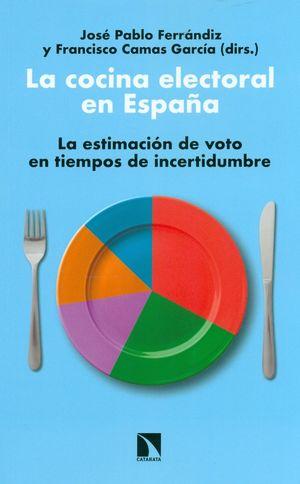 LA COCINA ELECTORAL EN ESPAÑA