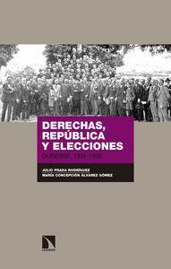 DERECHAS, REPÚBLICA Y ELECCIONES