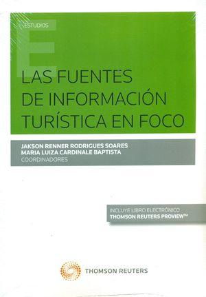 LAS FUENTES DE INFORMACIÓN TURÍSTICA EN FOCO