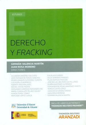 DERECHO Y FRACKING