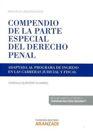 COMPENDIO DE LA PARTE ESPECIAL DEL DERECHO PENAL
