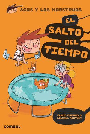 EL SALTO DEL TIEMPO - AGUS Y LOS MONSTRUOS 8