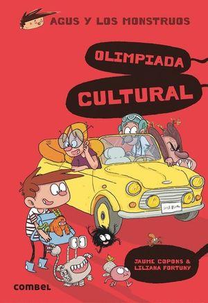 OLIMPIADA CULTURAL - AGUS Y LOS MONSTRUOS 13