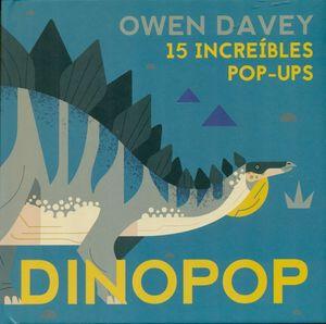 DINOPOP. 15 INCREIBLES POP UPS