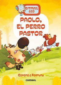 PAOLO, EL PERRO PASTOR. BITMAX & CO
