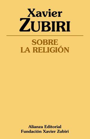 SOBRE LA RELIGIÓN