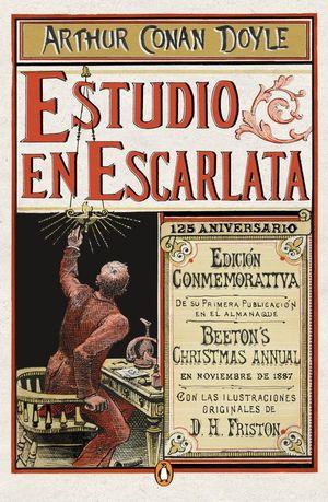 ESTUDIO EN ESCARLATA - EDICIÓN CONMEMORATIVA