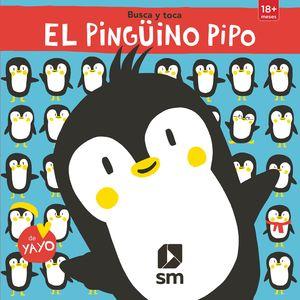 EL PINGÜINO PIPO - BUSCA Y TOCA