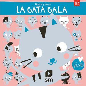 LA GATA GALA - BUSCA Y TOCA