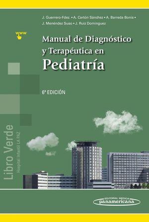 MANUAL DE DIAGNOSTICO Y TERAPEUTICA EN PEDIATRIA (WWW)
