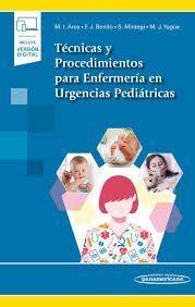 TECNICAS Y PROCEDIMIENTOS PARA ENFERMERIA EN URGENCIAS PEDIATRICAS