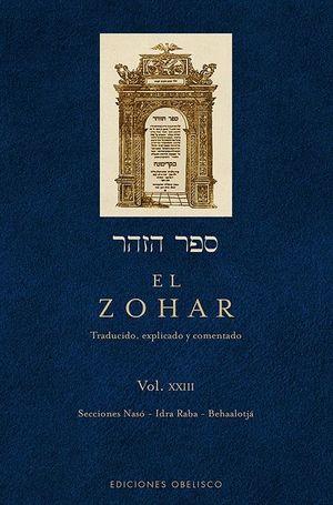 ZOHAR T.XXIII