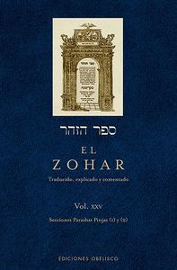 EL ZOHAR VOL.XXV