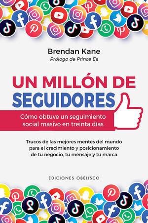 UN MILLÓN DE SEGUIDORES