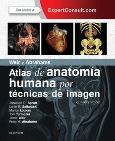 ATLAS DE ANATOMIA HUMANA POR TECNICAS DE IMAGEN