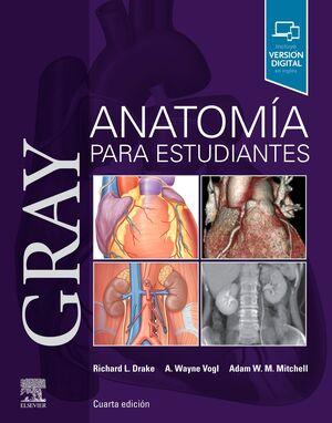 ANATOMIA PARA ESTUDIANTES. GRAY
