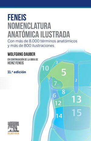 NOMENCLATURA ANATOMICA ILUSTRADA. FENEIS
