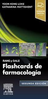FLASHCARDS DE FARMACOLOGÍA - RANG Y DALE