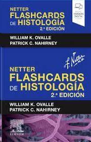 NETTER. FLASHCARDS DE HISTOLOGÍA