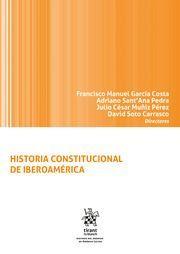 HISTORIA CONSTITUCIONAL DE IBEROAMERICA