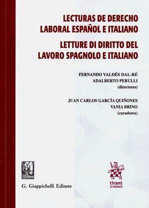 LECTURAS DE DERECHO LABORAL ESPAÑOL E ITALIANO