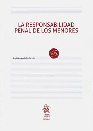 LA RESPONSABILIDAD PENAL DE LOS MENORES