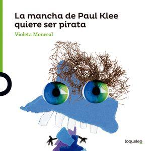 LA MANCHA DE PAUL KEE QUIERE SER PIRATA. ARTE TRAVIESO 2