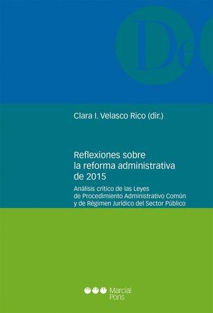 REFLEXIONES SOBRE LA REFORMA ADMINISTRATIVA DE 2015