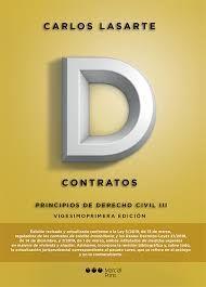 PRINCIPIOS DE DERECHO CIVIL T.III  CONTRATOS