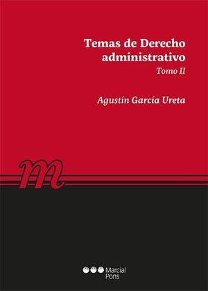 TEMAS DE DERECHO ADMINISTRATIVO T.II