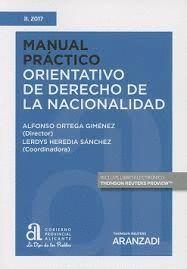 MANUAL PRACTICO ORIENTATIVO DE DERECHO DE LA NACIONALIDAD