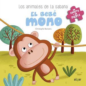EL BEBɐ MONO + PUZLE