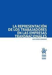 LA REPRESENTACION DE LOS TRABAJADORES EN LAS EMPRESAS TRANSNACIONALES