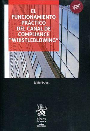 FUNCIONAMIENTO PRACTICO DEL CANAL DE COMPLIANCE
