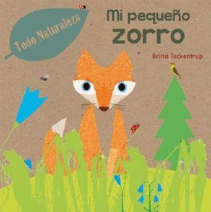 MI PEQUEÑO ZORRO - TODO NATURALEZA