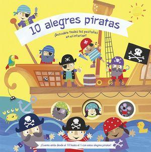 10 ALEGRES PIRATAS