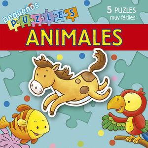 PEQUEÑOS PUZLES - ANIMALES