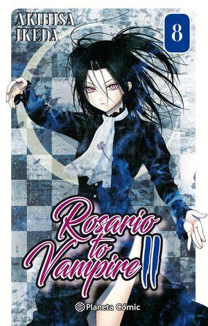 ROSARIO TO VAMPIRE II Nº 08