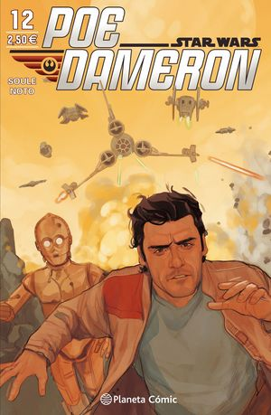 STAR WARS POE DAMERON Nº 12