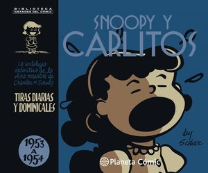 SNOOPY Y CARLITOS 1953-1954 N. 02/25