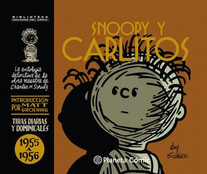 SNOOPY Y CARLITOS 1955-1956 N. 03/25