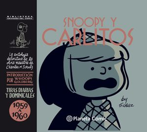 SNOOPY Y CARLITOS 1959-1960