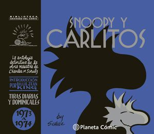 SNOOPY Y CARLITOS 1973-1974 N. 12/25