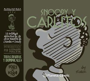 SNOOPY Y CARLITOS 1983-1984