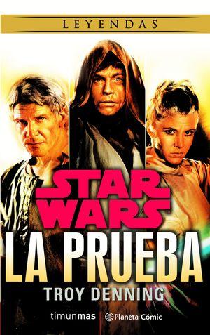 STAR WARS. LA PRUEBA